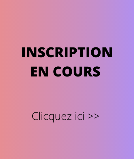 Celps inscription en cours